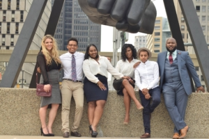 Detroit is home to young professionals who want to make a difference.