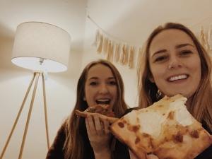 pizza in new york