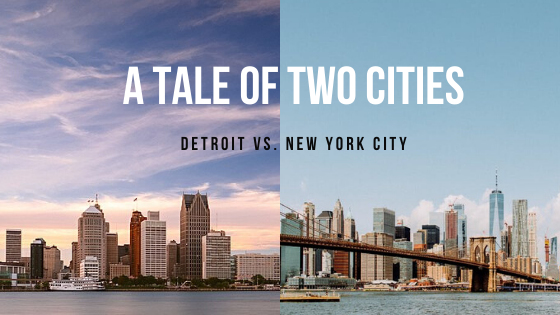 Detroit Vs. New York